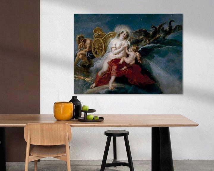 Beispiel: Der Ursprung der Milchstraße, Peter Paul Rubens