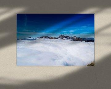 In de wolken van Ineke Timmermans