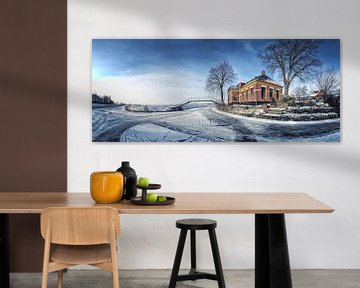 Snow Cafe van Eppo Karsijns