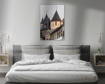 Grendelpoort, Valkenburg, Limburg Nederland von Evelien Heuts-Flachs