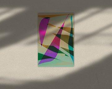 Abstract Composition No. 2 van Pascal Deckarm