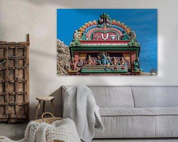 Jaipur: Galta Ji (Monkey Temple) van Maarten Verhees