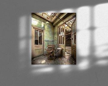 Altes Bürogebäude Urbex von Olivier Photography