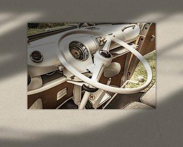 Volkswagen Transporter T1-camper dashboard van Sjoerd van der Wal