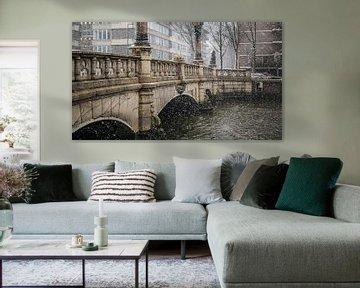 Pont Regenesse à Rotterdam