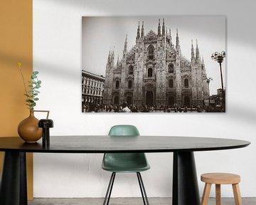 Kathedraal van Milaan van Royce Photography