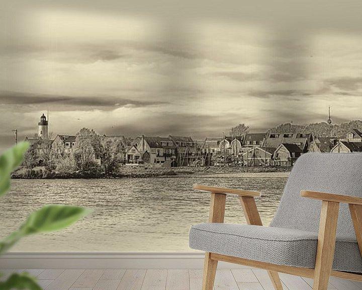 Beispiel fototapete: Urk von Willem  Bentink