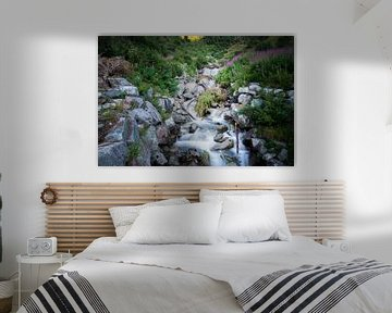 waterval Waterfall van Wilco Snoeijer