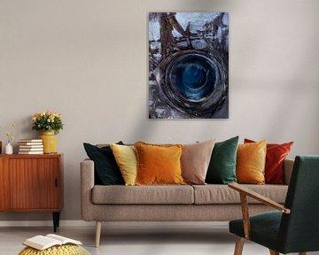 Het oog van Henk Kuipers