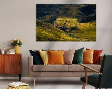 The beauty of Iceland van Georgios Kossieris