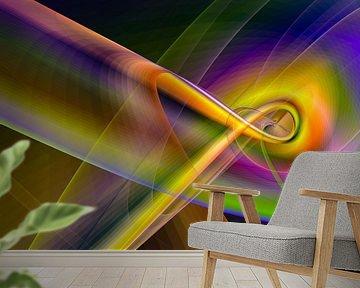 Wiskunde ontmoet kunst 1 van Max Steinwald