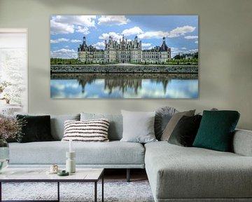 Chateau Chambord Frankrijk