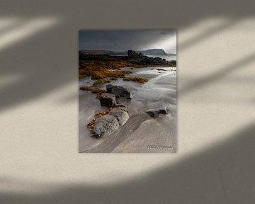 Lijnen in het zand van Frits Hendriks