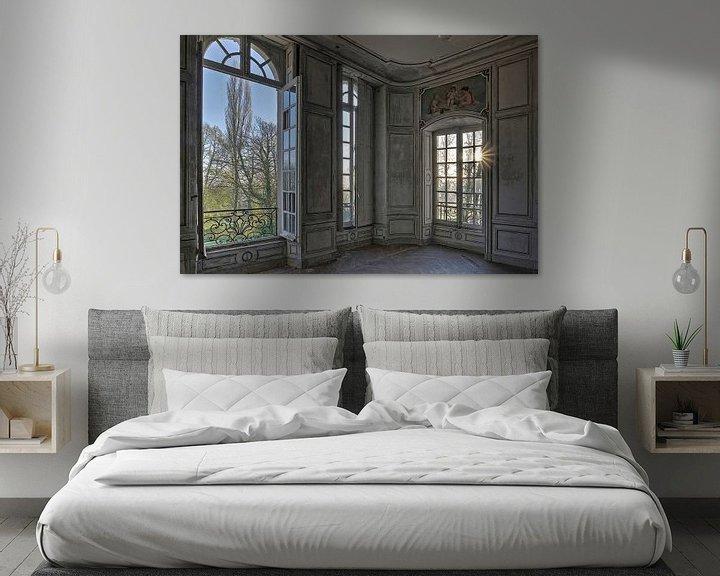 Beispiel: Prachtige kamer in verlaten Chateau von Kristel van de Laar