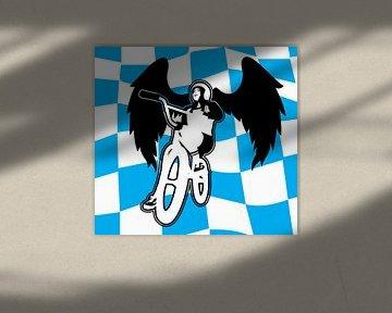 BMX Angel