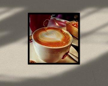 For the Love of Coffee van Jessica de Heij