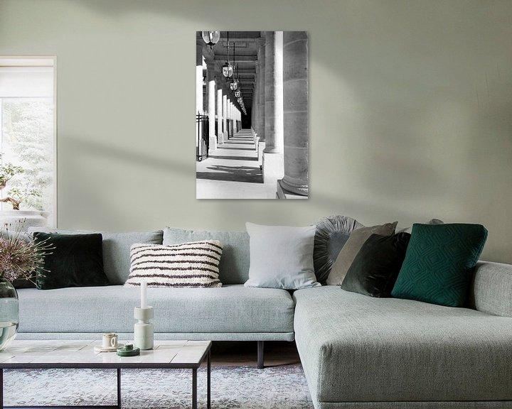 Sfeerimpressie: Paris Royal van Nina Rotim