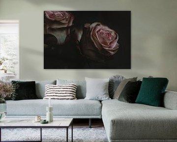 Romance with roses von Marije Jellema