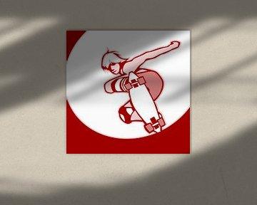 Ode to skateboard legend Jay