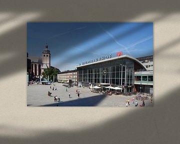 Hauptbahnhof, Köln