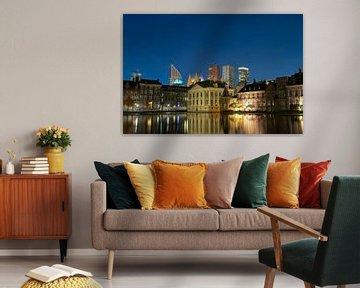 Mauritshuis / Hofvijver van Peter Sneijders