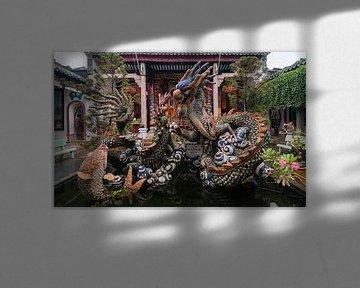 Hội An: Quan Cong tempel van Maarten Verhees