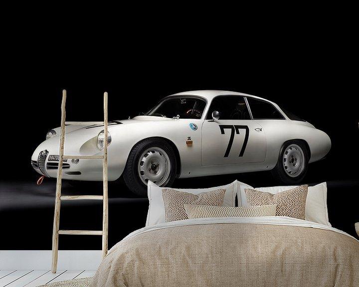 Impression: Alfa Romeo SZ sur Maurice Volmeyer