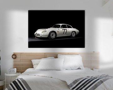 Alfa Romeo SZ von Maurice Volmeyer