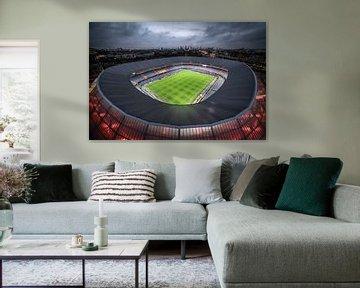 De Kuip - moeder aller stadions van Jeroen van Dam