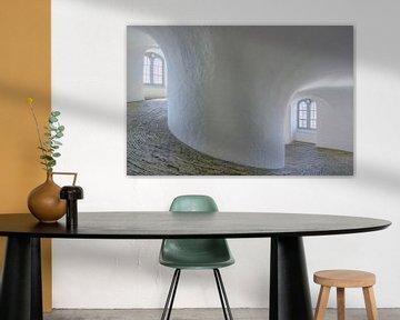 Die Rundetaarn in Kopenhagen von Elianne van Turennout