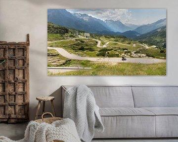 Toeren door de Zwitserse Alpen