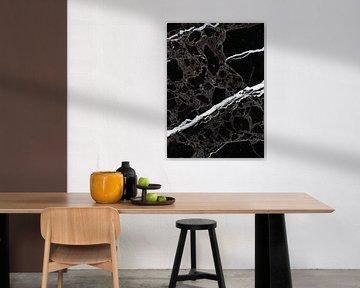 NETWORKED BLACK & WHITE v4 van Pia Schneider