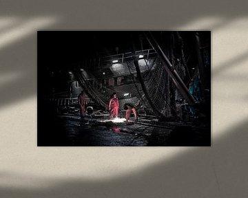 Nightshift sur Michel Derksen