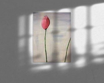 """Be your own kind of beautiful"" Ausschnitt 1 van Susanne A. Pasquay"