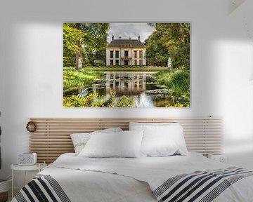 Landgoed Nijenburg in Heiloo van Dennis Schaefer