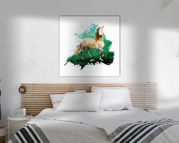 The wonderful horse von Angela Dölling