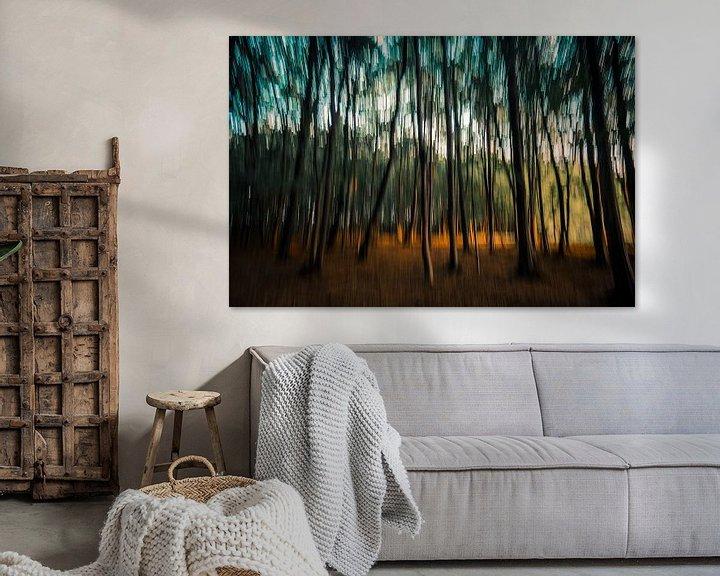 Impression: Des arbres qui dansent sur Anneke Hooijer