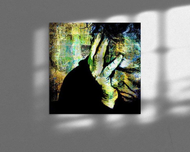 Beispiel: Despair von PictureWork - Digital artist