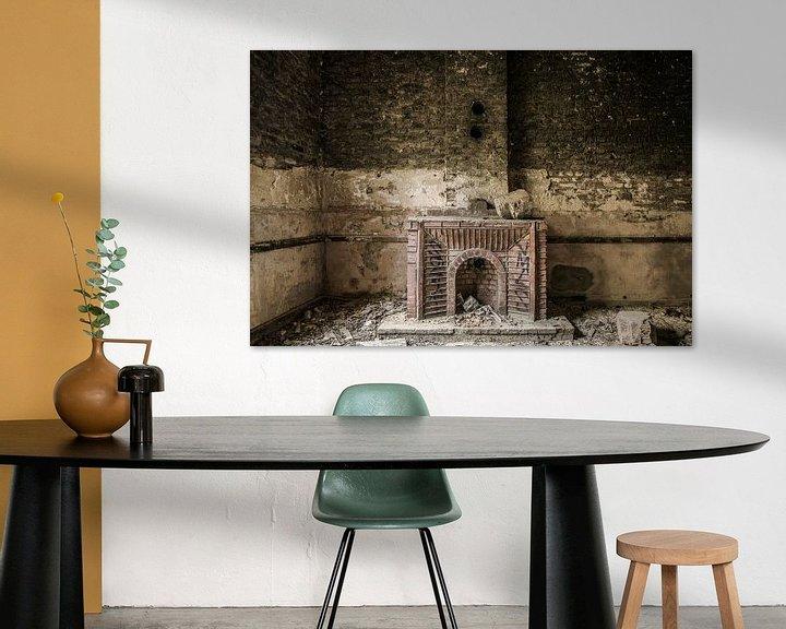 Beispiel: Altersschwacher Kamin von Ans Bastiaanssen