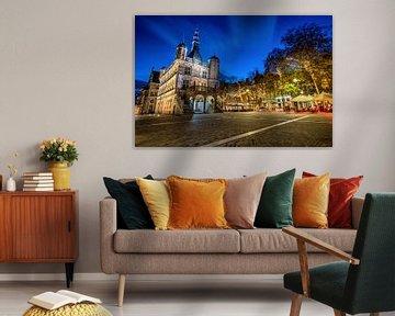Museum De Waag in Deventer van VOSbeeld fotografie