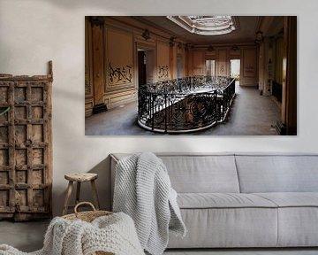 Beautiful hallway von Edou Hofstra