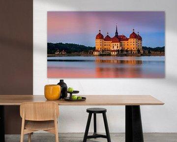 Schloss Moritzburg, Deutschland von Adelheid Smitt