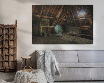 urbex: the attic sur Natascha IPenD