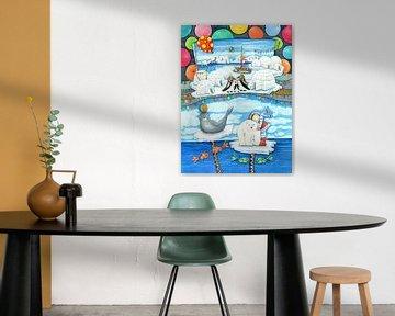 Eisland von Atelier BuntePunkt