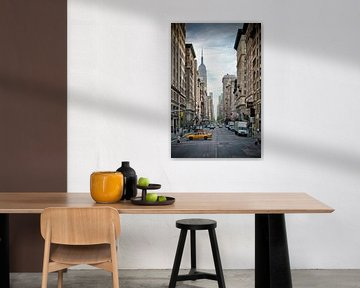NEW YORK CITY 5th Avenue von Melanie Viola