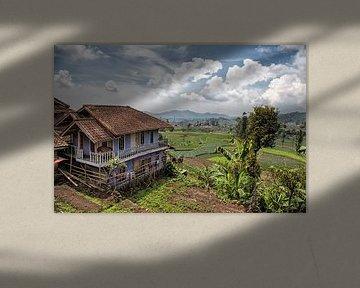 Bandung-Indonesie van Dries van Assen
