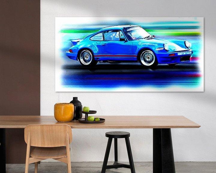 Beispiel: A reason for heart beating called Porsche von Jean-Louis Glineur alias DeVerviers