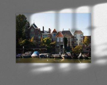 Wijnhaven - Dordrecht van Bert Seinstra