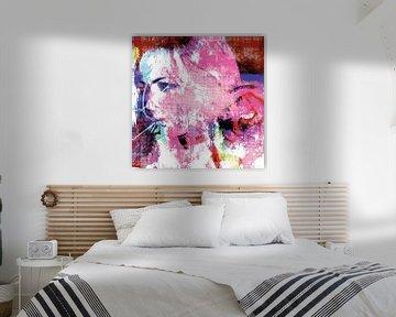 With a rose van PictureWork - Digital artist