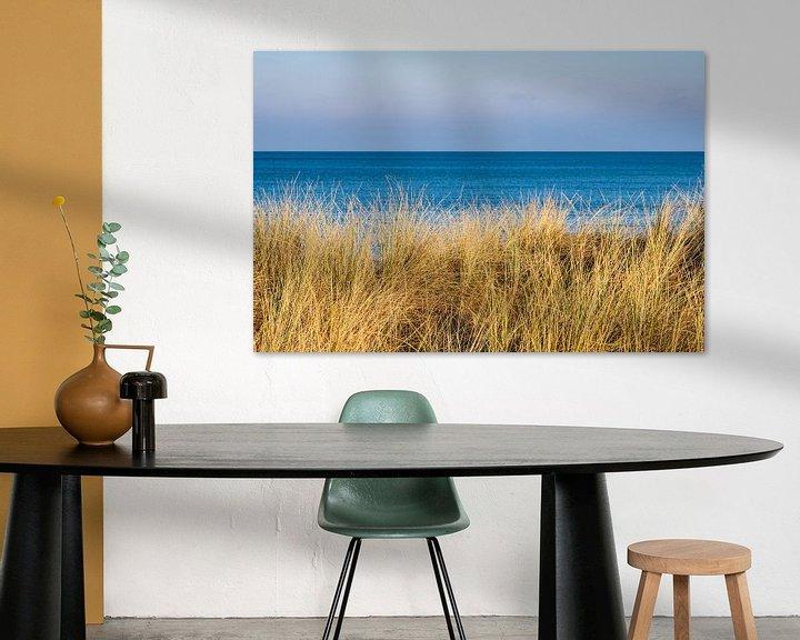 Beispiel: Strand an der Ostseeküste bei Graal Müritz von Rico Ködder